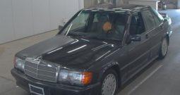 1990 Mercedes-Benz 190E 2.6 16V