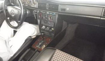 1990 Mercedes-Benz 190E 2.6 16V full