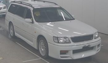 1998 Nissan Stagea Autech Version RS260 full