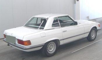 1985 Mercedes-Benz 280SL full