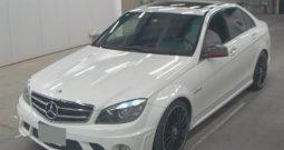 2010 Mercedes-Benz C63 AMG Performance Plus