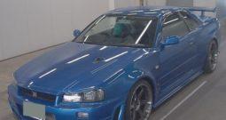2000 Nissan GTR V Spec II