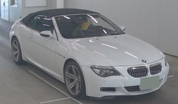 2010 BMW M6 Cabriolet full