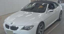 2010 BMW M6 Cabriolet