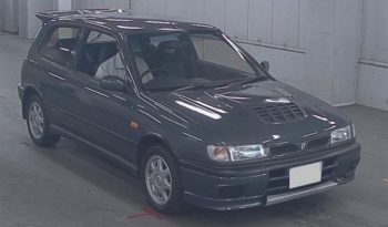 1990 Nissan Pulsar GTI-R full