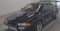 1990 Nissan Skyline GT-R Heavily Modified