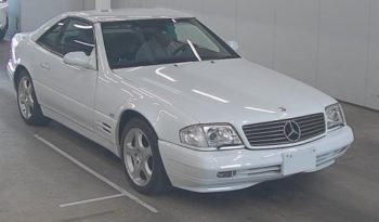 1999 Mercedes-Benz SL500 full