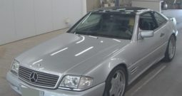 1997 Mercedes-Benz SL600 AMG