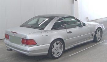 1997 Mercedes-Benz SL600 AMG full