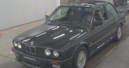 1986 BMW 325i M-Tec