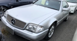 1998 Mercedes-Benz SL320