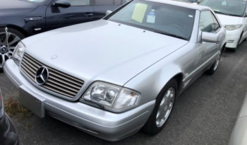 Benz-SL320-used-car-youngtimer