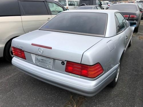 1998 Mercedes-Benz SL320 full