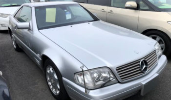 1998 Mercedes-Benz SL320 full
