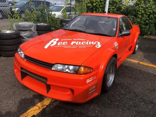 Nissan Skyline GTR Custom BEE*R