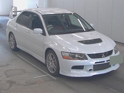 2006 Mitsubishi Lancer GSR Evo IX MR full