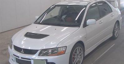 2006 Mitsubishi Lancer GSR Evo IX MR