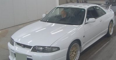 1995 Nissan Skyline GTR R33