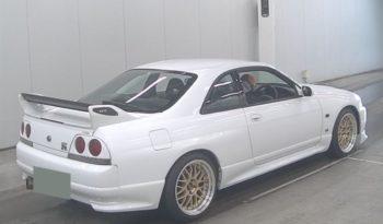 1995 Nissan Skyline GTR full