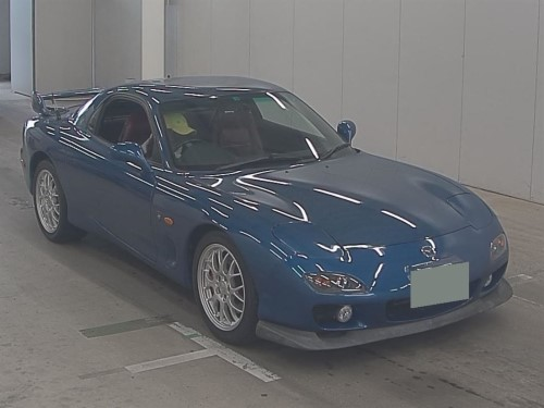2002 Mazda RX7 Spirit R Type B full