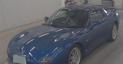 Mazda RX7 Spirit R Type B