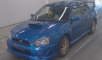 2003 Subaru Impreza WRX STI