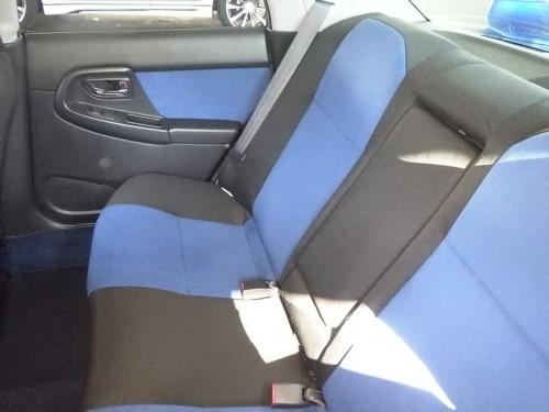 2003 Subaru Impreza WRX STI full