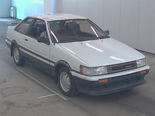 1984 Toyota Corolla GT Apex full