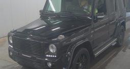 2013 Benz G Wagon BRABUS G-D6S