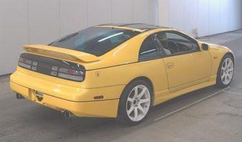 2002 Nissan Fairlady Z Version R full