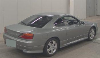 2002 Nissan Silvia Spec R full
