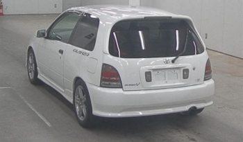 1999 Toyota Starlet Glanza V full