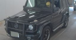 1995 Mercedes-Benz G Wagon G36