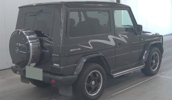 1995 Mercedes-Benz G Wagon G36 full