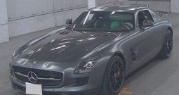 2014 Benz AMG SLS GT Final Edition