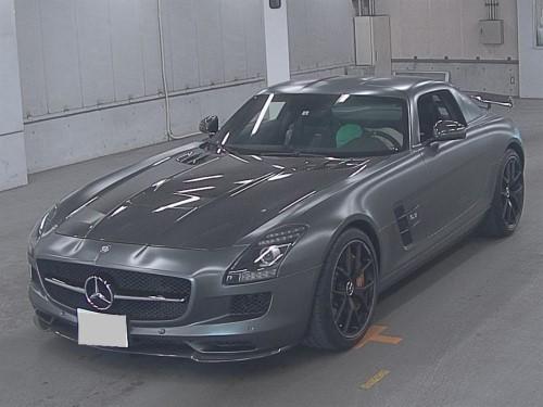 2014 Mercedes-Benz AMG SLS GT Final Edition