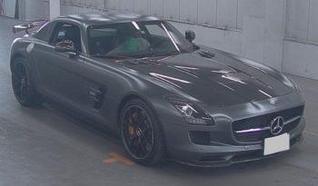 2014 Benz AMG SLS GT Final Edition full