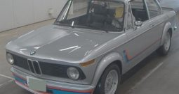 1977 BMW 2002 Turbo – Rare!