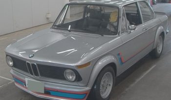 1977 BMW 2002 Turbo