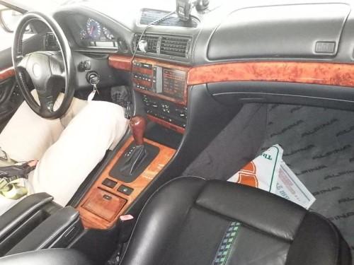 1997 BMW Alpina B12 5.7 full