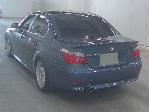 2005 BMW Alpina B5 full