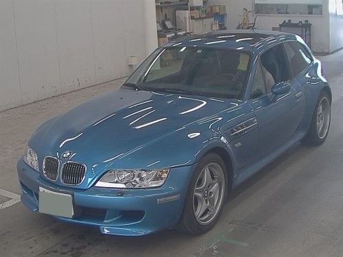 2003 BMW M Coupe