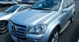2009 Mercedes-Benz GL550 4Matic