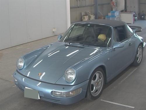 1994 Porsche 911 Carrera 2 Targa