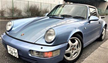 1994 Porsche 911 Carrera 2 Targa full