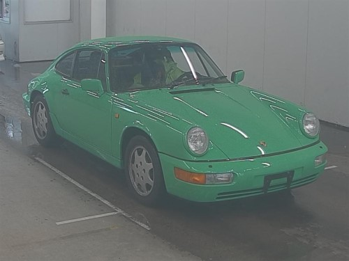 1991 Porsche 911 Carrera 4 (964) full