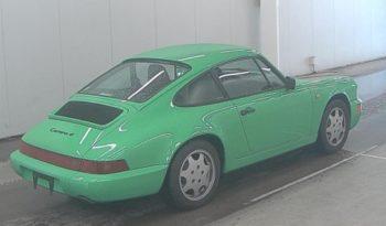 1991 Porsche 911 Carrera 4 (964) full