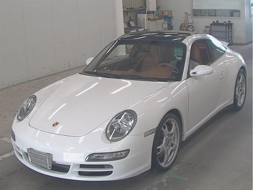 2007 Porsche 911 Targa 4S