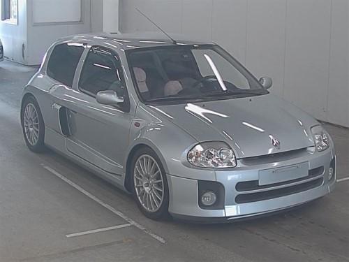 2002 Renault Clio V6 Sport full