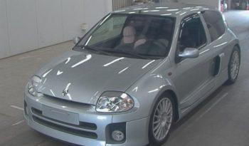 2002 Renault Clio V6 Sport